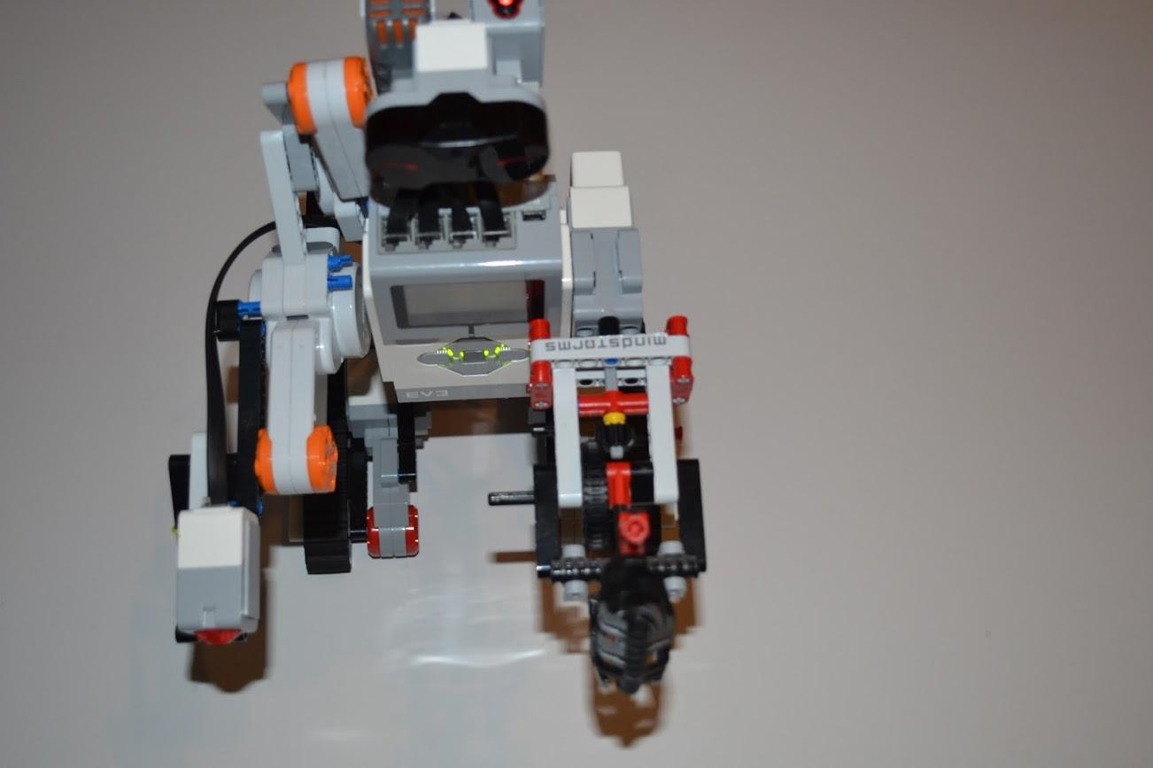 Robot Walking
