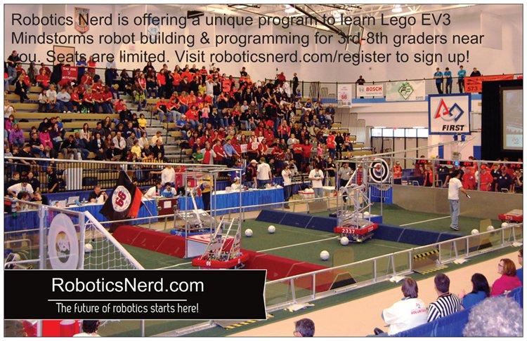 2014 Robotics Competition
